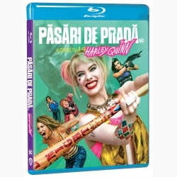 PASARI DE PRADA SI FANTASTICA HARLEY QUINN / BIRDS OF PREY: AND THE FANTABULOUS EMANCIPATION OF ONE HARLEY QUINN - BD