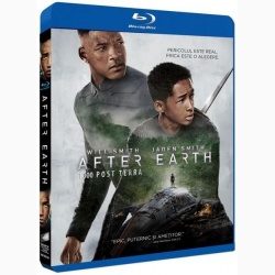 1000 Post Terra / After Earth - BLU-RAY