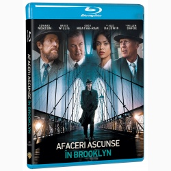 AFACERI ASCUNSE IN BROOKLYN / MOTHERLESS BROOKLYN - BD