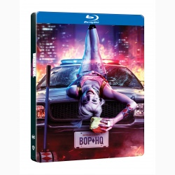 PASARI DE PRADA SI FANTASTICA HARLEY QUINN / BIRDS OF PREY: AND THE FANTABULOUS EMANCIPATION OF ONE HARLEY QUINN  - BD Steelbook