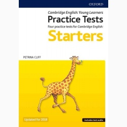 Cambridge English Qualifications Young Learners Practice Tests Starters