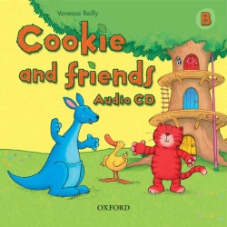Cookie and friends B Class Audio CD- REDUCERE 35%