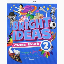 Bright Ideas Level 2 Pack (Class Book and app)