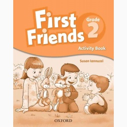 First Friends 2 Activity Book- REDUCERE 35%