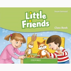 Little Friends: Student Book- REDUCERE 35%