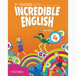 Incredible English, New Edition 4: Coursebook- REDUCERE 35%