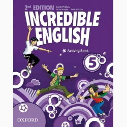 Incredible English, New Edition 5: Activity Book