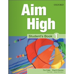 Aim High 1 Student's Book- REDUCERE 30%