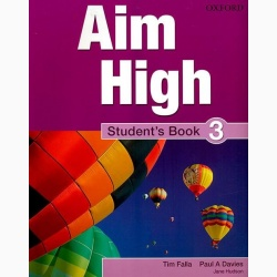 Aim High 3 Student's Book-REDUCERE 30%