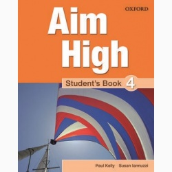 Aim High 4 Student's Book- REDUCERE 30%