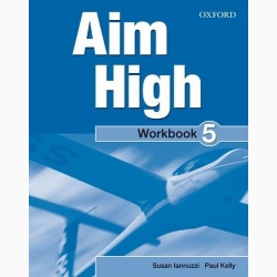 Aim High 5 Workbook & CD-ROM- REDUCERE 35%
