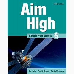 Aim High 6 Student's Book- REDUCERE 35%