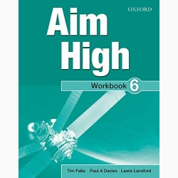 Aim High 6 Workbook- REDUCERE 35%