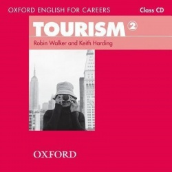 Oxford English for Careers: Tourism 2 Class Audio CD- REDUCERE 50%