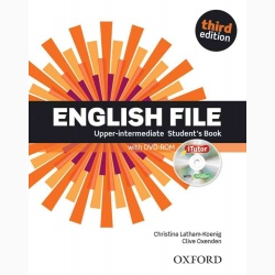 English File third edition Upper-intermediate Student's Book with iTutor