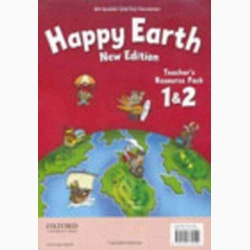 Happy Earth 1 & 2: Teacher's Resource Pack- REDUCERE 35%