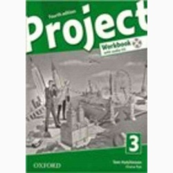 Project, Fourth Edition, Level 3: Workbook with Audio CD and Online Practice