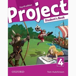 Project, Fourth Edition, Level 4 Student's Book
