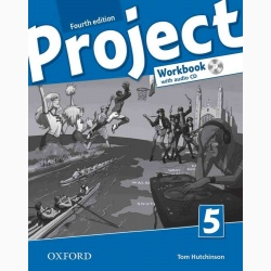 Project, Fourth Edition, Level 5 Workbook with Audio CD