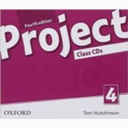 Project, Fourth Edition, Level 4 Class CD (4)