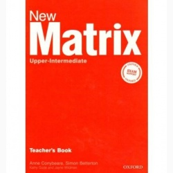 New Matrix Upper-Intermediate Teacher's Book- REDUCERE 50%