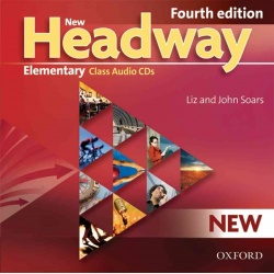 New Headway 4th Edition Elementary Class Audio Cds (3 Discs)