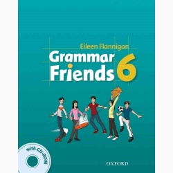 Grammar Friends 6: Student's Book with CD-ROM Pack- REDUCERE 35%