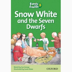 Family and Friends Readers 3 Snow White