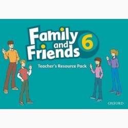 Family and Friends 6 Teacher's Resource Pack- REDUCERE 35%