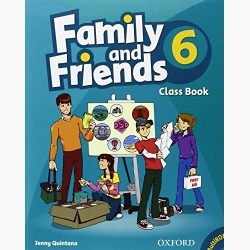 Family and Friends: 6: Class Book and MROM Pack- REDUCERE 35%