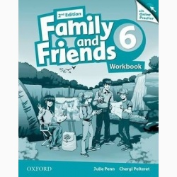 Family and Friends 2E 6 Workbook
