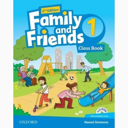 Family and Friends 2E 1 Class BK