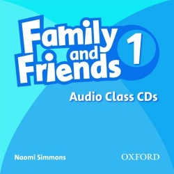 Family and Friends 1 Class Audio CDs- REDUCERE 35%