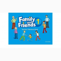 Family and Friends 1 Teacher's Resource Pack- REDUCERE 35%