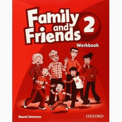 Family and Friends 2: Workbook- REDUCERE 35%