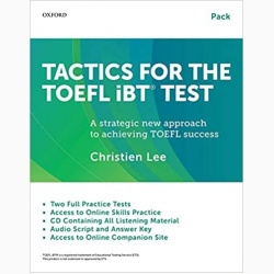 Tactics for the TOEFL iBT® Test Teacher\/Self-study Pack- REDUCERE 35%