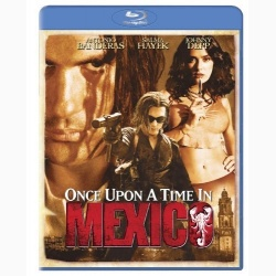 A fost odată în Mexic: Desperado 2 / Once Upon a Time in Mexico - BLU-RAY