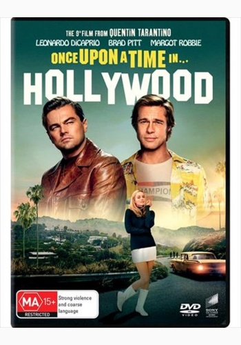 A fost odata la... Hollywood / Once Upon a Time in... Hollywood - DVD