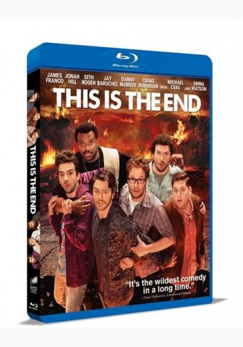 A venit sfarsitu'! / This Is The End - BLU-RAY