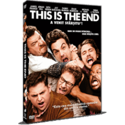A venit sfarsitu'! / This Is The End - DVD