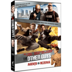 Agenţii de rezervă / The Other Guys - DVD