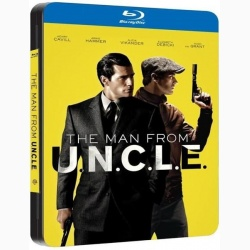 AGENTUL DE LA U.N.C.L.E Futurepack / THE MAN FROM U.N.C.L.E Futurepack - BD Steelbook