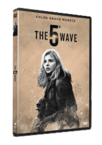 Al 5-lea val / The 5th Wave (Character Cover Collection) - DVD