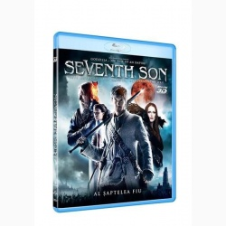 Al Şaptelea Fiu / Seventh Son - BLU-RAY 3D