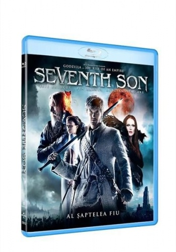Al Şaptelea Fiu / Seventh Son - BLU-RAY