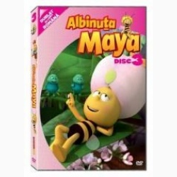 Albinuţa Maya / Maya the Bee - Disc 3 - DVD