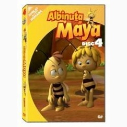 Albinuţa Maya / Maya the Bee - Disc 4 - DVD
