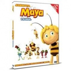 Albinuţa Maya: Filmul / Maya The Bee: The Movie - DVD
