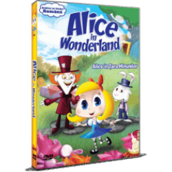 Alice în Tara Minunilor / Alice in Wonderland - DVD