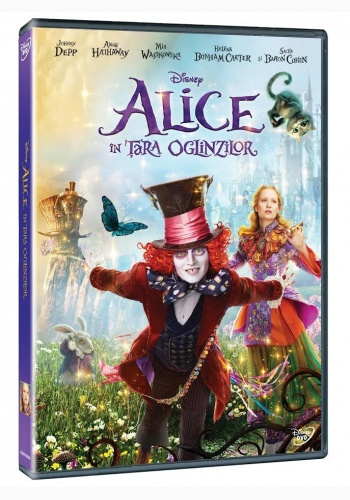 ALICE ÎN ŢARA OGLINZILOR  / ALICE THROUGH THE LOOKING GLASS - DVD